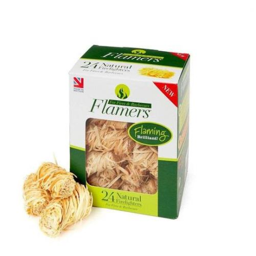 Flamers Natural Firelighters